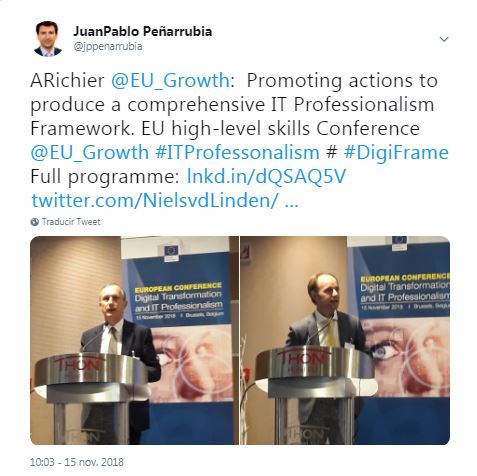 20181115 Twiiter DIGIFRAME ARichier Niels on Digiframe Conference.jpg